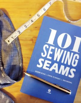 Your Technical Fashion Toolkit – ABC Seams