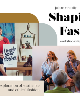 "ICYMI: Threaded Hosts ""Shaping Fashion"" Virtual Forum"